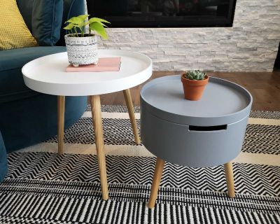 Coffee tables / Side tables (price for both)