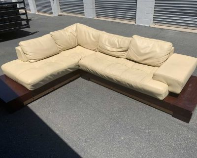 Sectional couch with free delivery