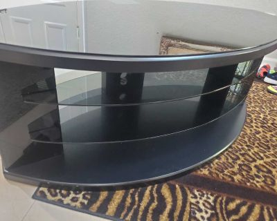 T V stand, media console