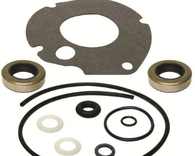 Lower Unit Gearcase Seal Kit For Johnson Evinrude 9.5,10 Hp Replc Sierra 18-2682