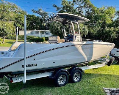 2021 Yamaha Boats 252 FSH