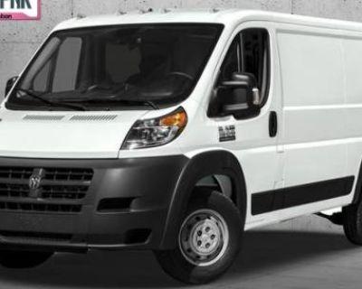 2016 Ram ProMaster Cargo Van 1500