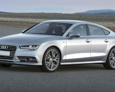 2016 Audi A7 Prestige
