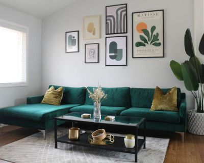 Modern House with natural lighting, ATLANTA, GA