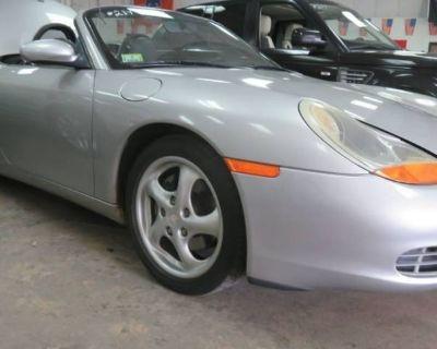 1998 Porsche Boxster Standard