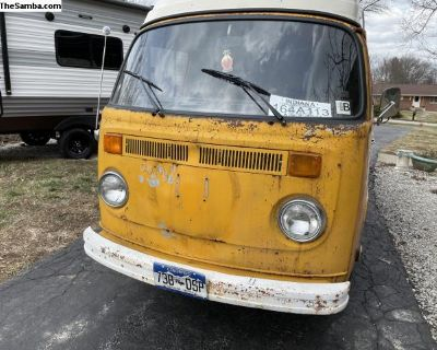 1976 Westy with new motor