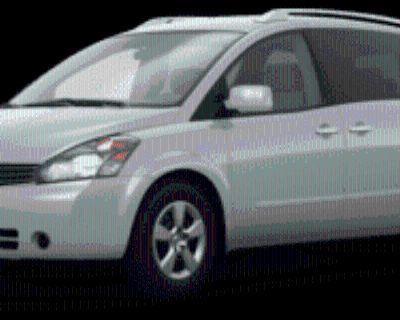 2008 Nissan Quest SE