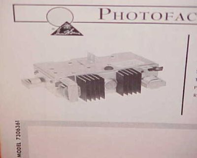 Delco Multiplex Tape Adapter 1968 Chevelle