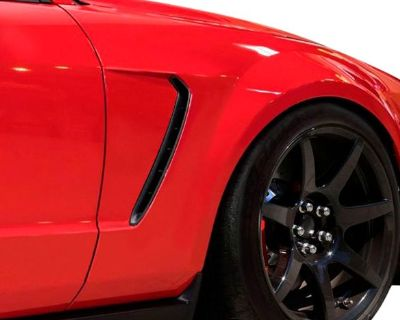 Give your Mustang a new style with Duraflex GT350 Fenders
