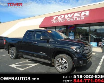 2019 Toyota Tundra 4WD SR Double Cab 6.5' Bed 5.7L (Natl)