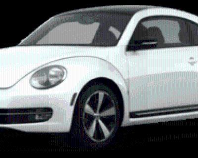 2012 Volkswagen Beetle Turbo DSG