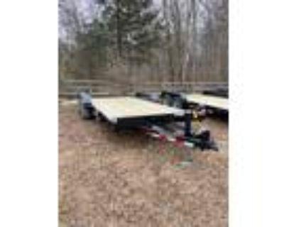 2021 CAM Superline 18' Wood Deck Car Hauler, 7K