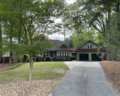 Large House for Masters Rental - Augusta