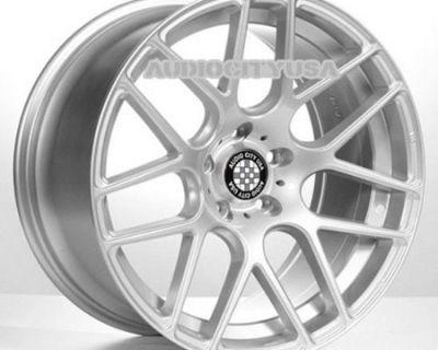 """19"""" Lx7 Curva7 Wheels Rims Fits Mercedes 300 400 63 550 350 / Fits Audi S5 A6 S6"""