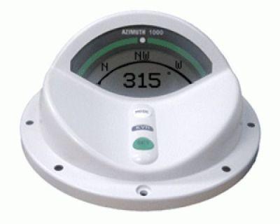 Kvh #01-0148-01 - Azimuth 1000 Marine Digital Compass - White