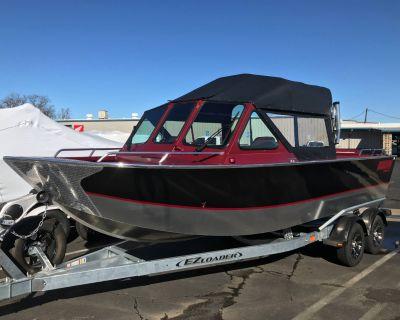 2021 Boulton Powerboats Sentinel Pro 21 Saltwater Fishing Boats Lakeport, CA