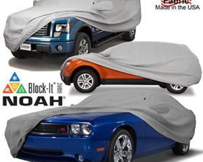 Covercraft Noah Barrier Cover In Grey For All Porsche Models And Years, Outdoor