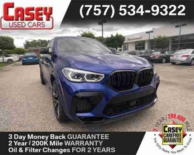 2020 BMW X6 M Competition COMPETITION