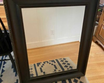 Large Mirror - 42in x 33.5in