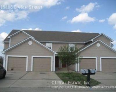 15408 E 48th St, Kansas City, MO 64136 3 Bedroom Apartment