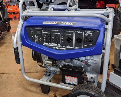 2019 Yamaha EF7200DE Generators Evansville, IN