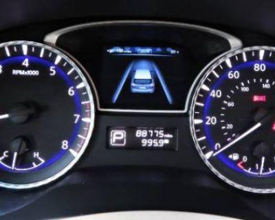 2013 INFINITI JX35 Standard