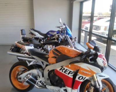 In-House Financing On Pre-Owned Motorcycles