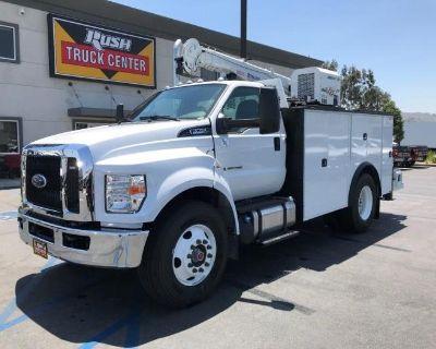 2021 FORD F750 Service, Mechanics, Utility Trucks Truck