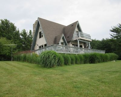 Private Sunset Chalet on 60 Beautiful Acres - Cross Village