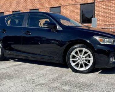 2012 Lexus CT CT 200h Premium
