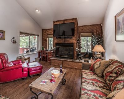 Beauty, space and luxury can all be found at DreamCatcher. This two-bedroom, two - Ruidoso