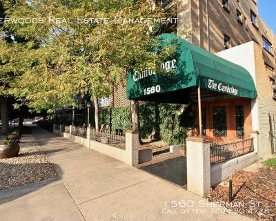 1 Bed / 1 Bath - Downtown Denver - Near Capital Building w/All Utilities Included