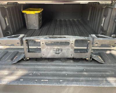 Texas - 589fab hidden winch mount