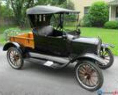 1922 Ford Model T Roadster Pick-up