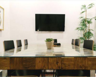 Beautiful Meeting Room for 8 in Nashville, TN, Nashville, TN