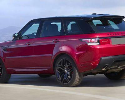 2016 Land Rover Range Rover Sport SE