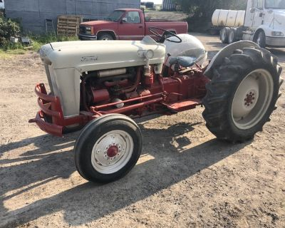 1954 Ford NAA or Jubilee tractor