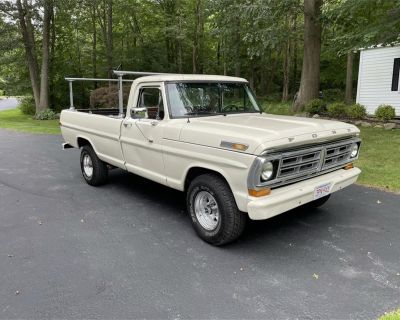 1972 Ford F100