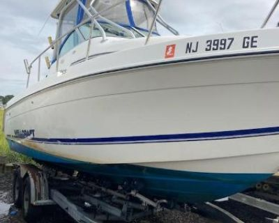 1997 Wellcraft 263 coastal