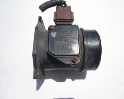 98-04 Nissan Pathfinder Mass Air Flow Sensor Mass Air Flow 22680-5j000 Afh70-16