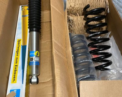 Texas - Bilstein 5100 rears and coil springs