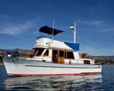 1979 CHB Aft Cabin Trawler