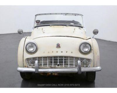 1964 Triumph TR3