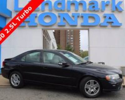2007 Volvo S60 2.5L Turbo Automatic with Sunroof FWD