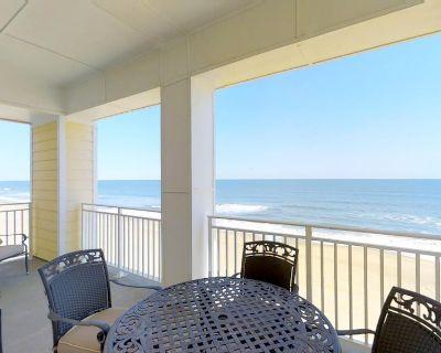 Penthouse Paradise 408 B *Direct Oceanfront!* - Sandbridge