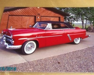 1952 Ford Antique Convertible