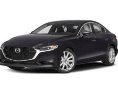 2019 Mazda Mazda3 Preferred 4-Door FWD Automatic