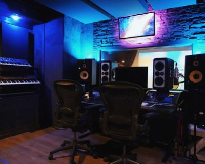 Hollywood's Premier Recording, Mixing & Mastering Studio, Los Angeles, CA