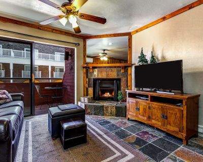 Ski-in/ski-out from this cozy studio w/ shared hot tub & pool - North Park City