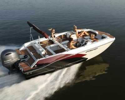 2022 Starcraft SVX 211 OB Deck Boat